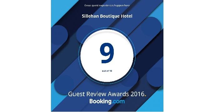 Sillehan Boutique Hotel - Booking.com Guest Award 2016