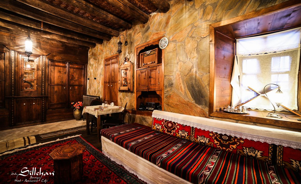 Sille Sillehan Boutique Hotel Rooms